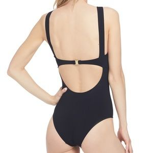Bonded One Piece Swimsuit